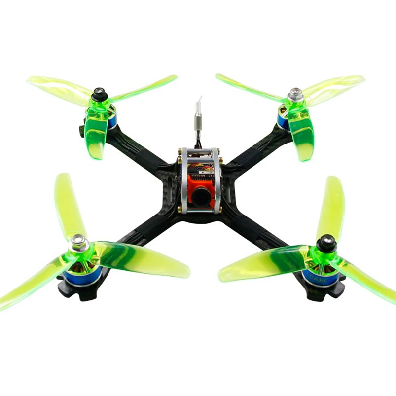 LDARC 200GT PNP 200mm FPV Racing Drone Quadcopter RC Racer W/ F4+ OSD Camera NO RX