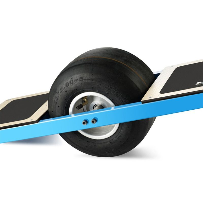 Self Balancing Electric One Wheel Skateboard unicycle with quality gyroscope