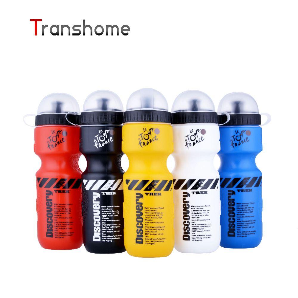Велосипед бутылку воды спорта путешествия восхождение пластиковые бутылки для воды Спорт на открытом воздухе посуда чайник 650 мл бутылка д...
