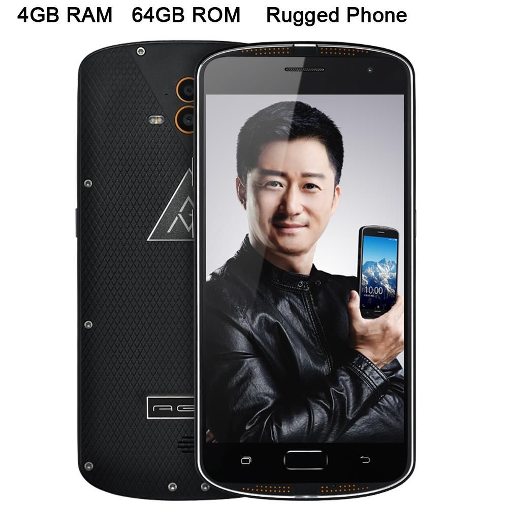 Original AGM X1 Big Gifts Octa Core Rugged Waterproof Phone Dual Camera 13.0mp 5.5