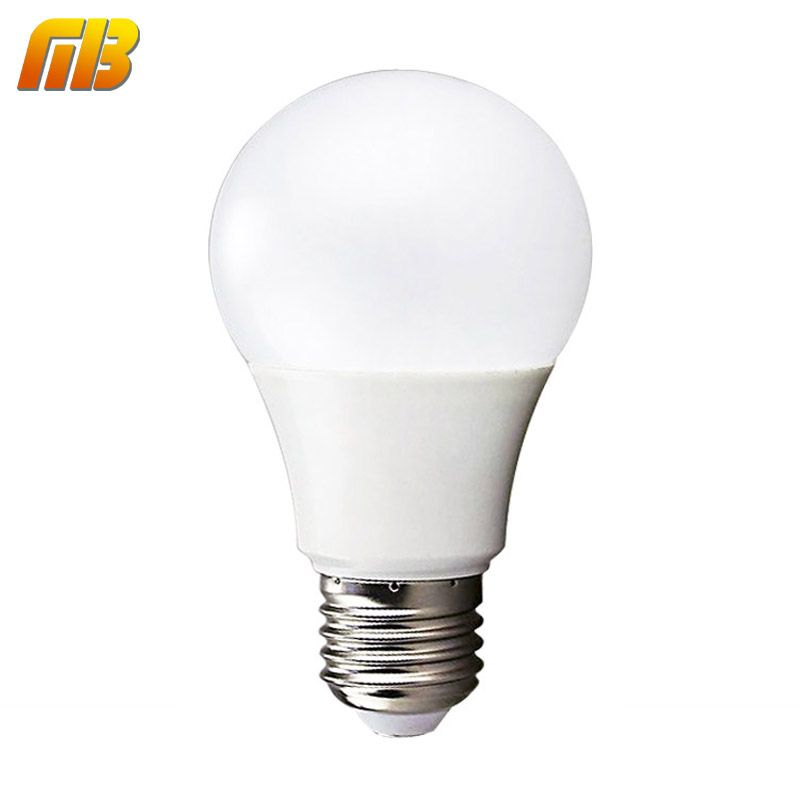 [MingBen] LED Bulb Lamps E27 220V-240V Light Bulb Smart IC Real Power 3W 5W 7W 9W 12W 15W High Brightness Lampada LED Bombillas