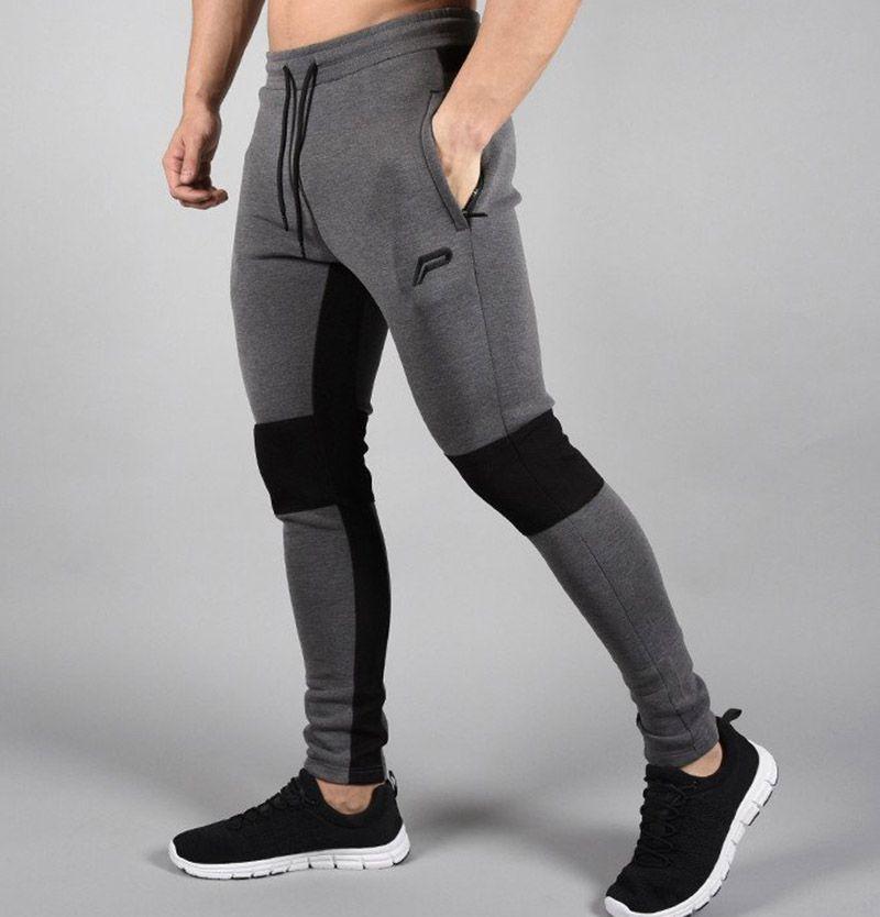 Herren Haremhosen Männer Jogger Hosen Beiläufige Elastische Baumwolle Für Mann Marke Kleidung Mode-stil Taktische Hosen