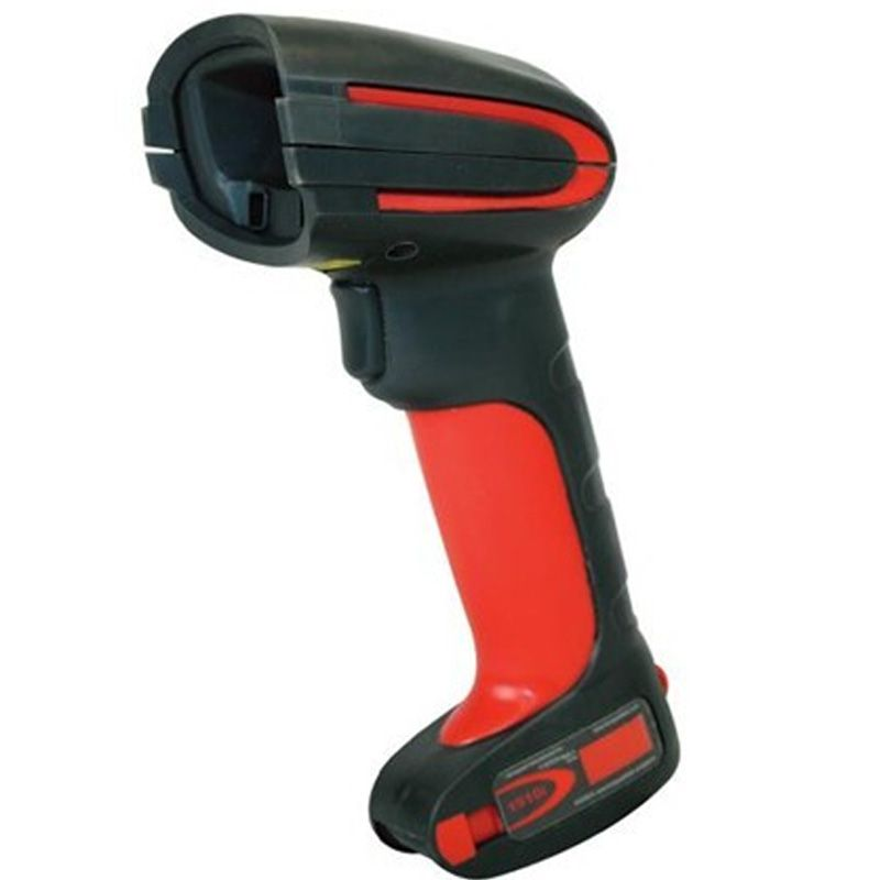 Oringinal Honeywell 1910IER-3USB Granit 1910i 2D Industrial Corded Barcode Scanner, Extended Range Focus, Gray/Orange