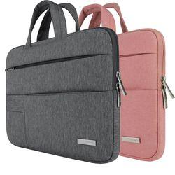 Hommes Femmes Portable Portable Sac À Main Air Pro 11 12 13 14 15.6 Sac d'ordinateur portable/Manches Pour Dell HP Macbook Xiaomi Surface pro 3 4