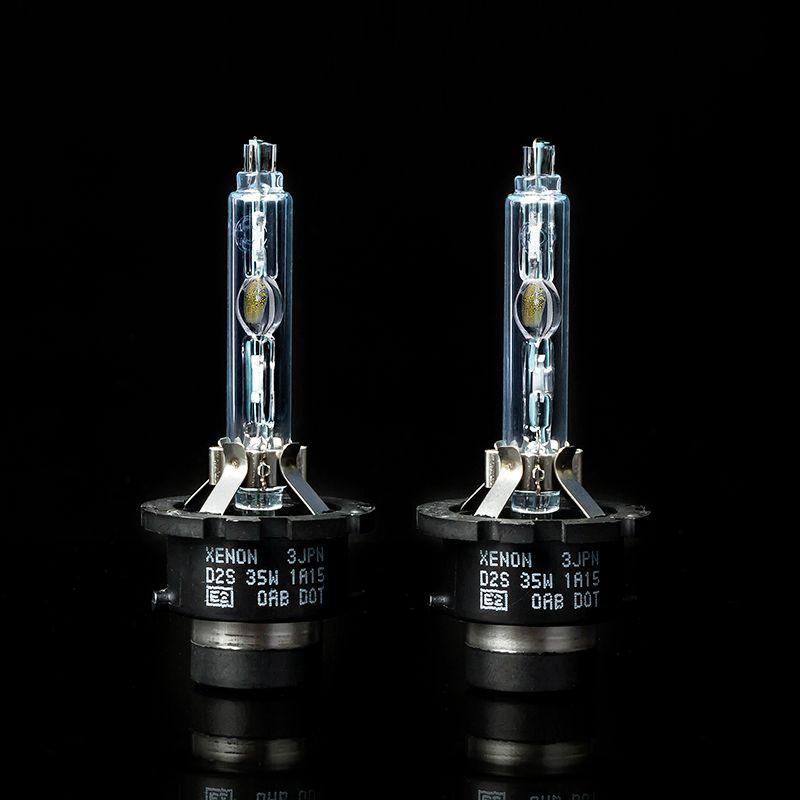 2 x D2S Xenon Bulb Light Replacement Xenon HID Lamp 6000K For Benz W169 W245 W164 W251 X164