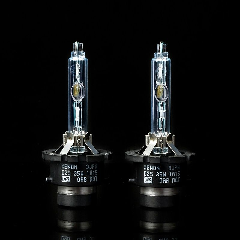 2 x D2S Xenon Bulb Light Replacement Xenon HID Lamp 6000K For Benz W169 W245 W164 W251 X164