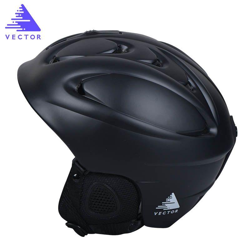 VECTOR Marke Ski Helm Männer Frauen Kinder Snowboard Helm Hohe Qualität PC + EPS Ultraleicht Schnee Skating Skateboard Skihelm
