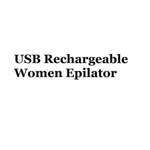 USB Rechargeable femmes épilateur Portable outil d'épilation rasoir rotatif corps visage jambe Bikini lèvre épilateur laser d'épilation