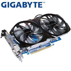 Gigabyte Kartu Grafis GTX 650 Ti Meningkatkan 1 GB 192Bit GDDR5 Kartu Video untuk NVIDIA GeForce Digunakan VGA Kartu Lebih Banyak dari GTX 750 TI