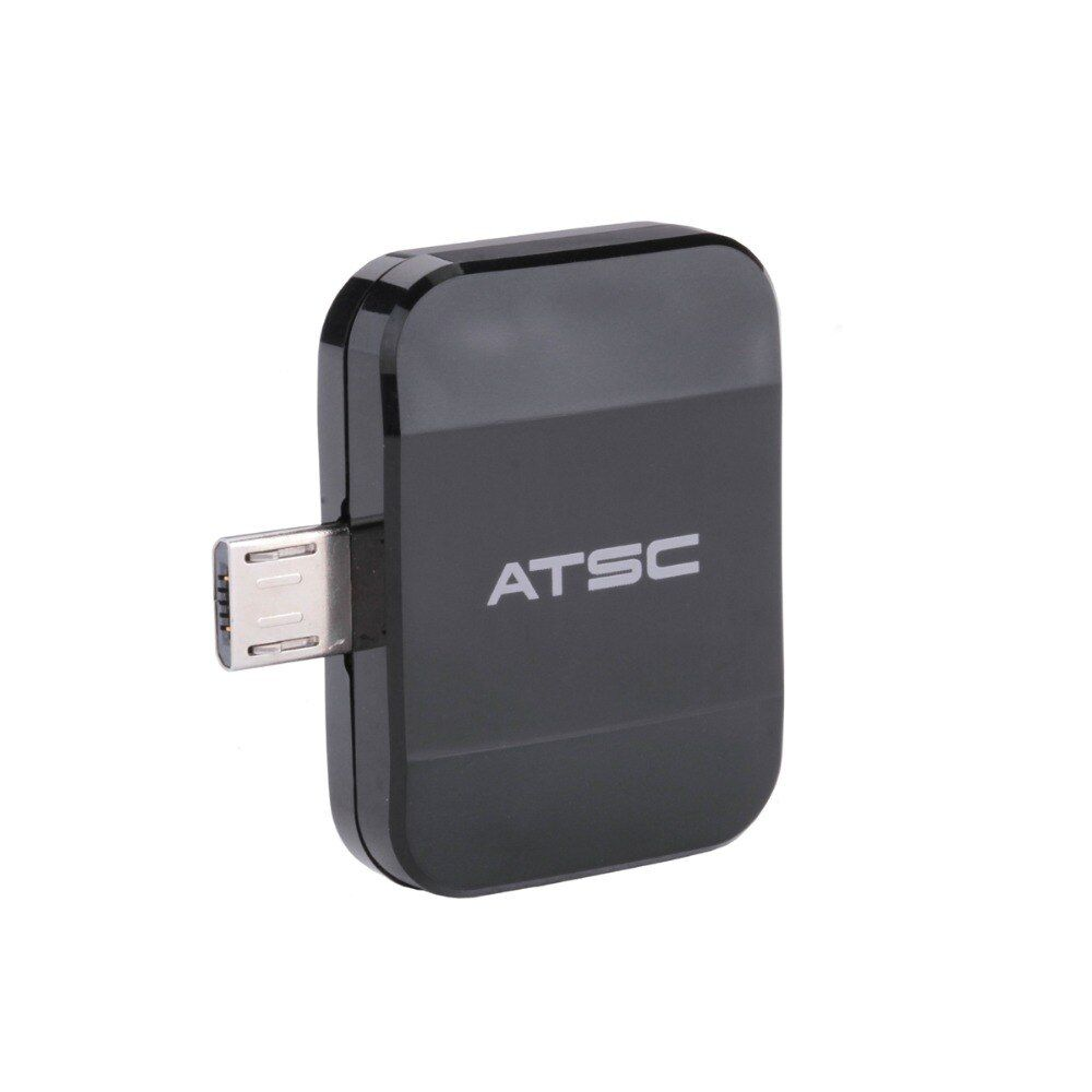 Digital ATSC TV Receiver Watch ATSC live TV on Android Phone/Pad USB TV tuner pad TV stick for USA /Korea /Mexico/Canada