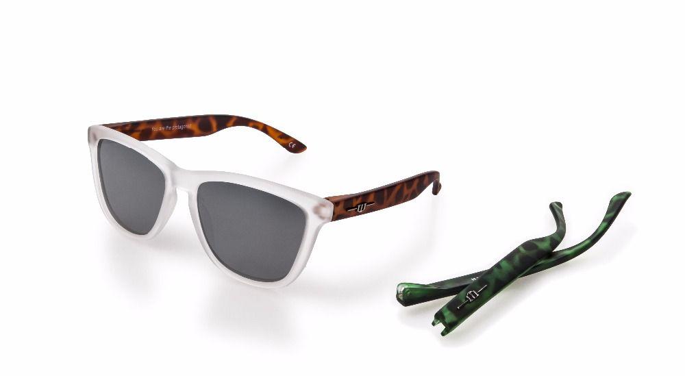 winszenith 2018 Fashion Sunglasses 202-217 Unisex Eyewear UV400 Lenses Protect Eyes Women 89