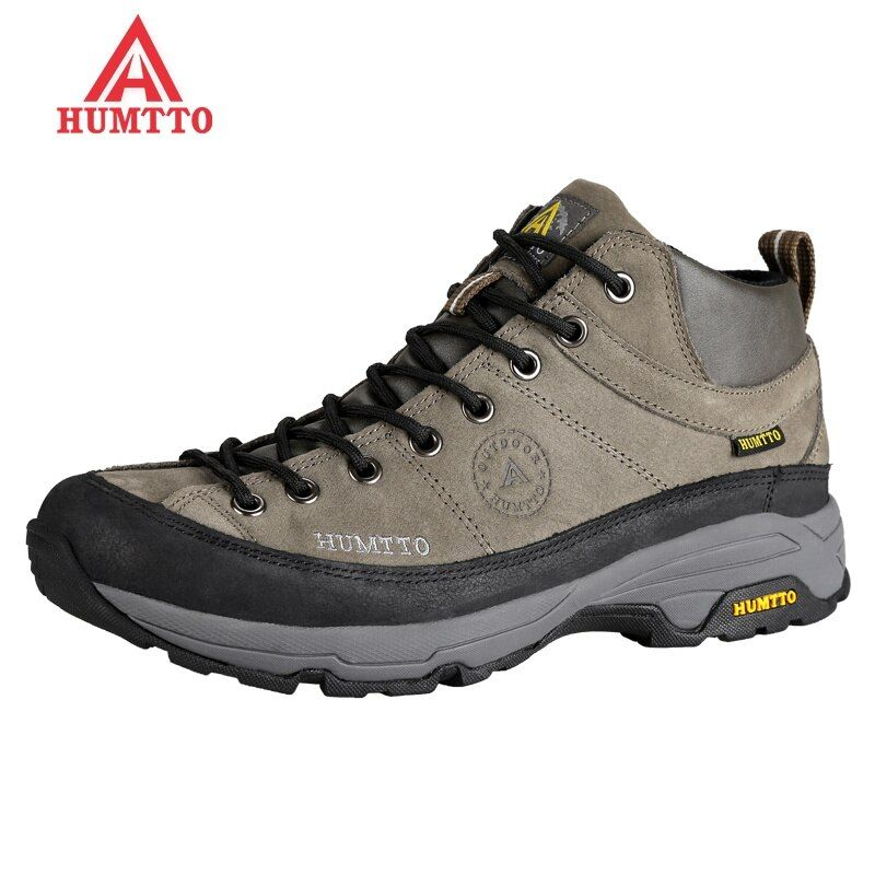 sale outdoor hiking <font><b>shoes</b></font> men trekking boots camping sneakers scarpe uomo sportive <font><b>shoes</b></font>-factory-direct Lace-Up Rubber