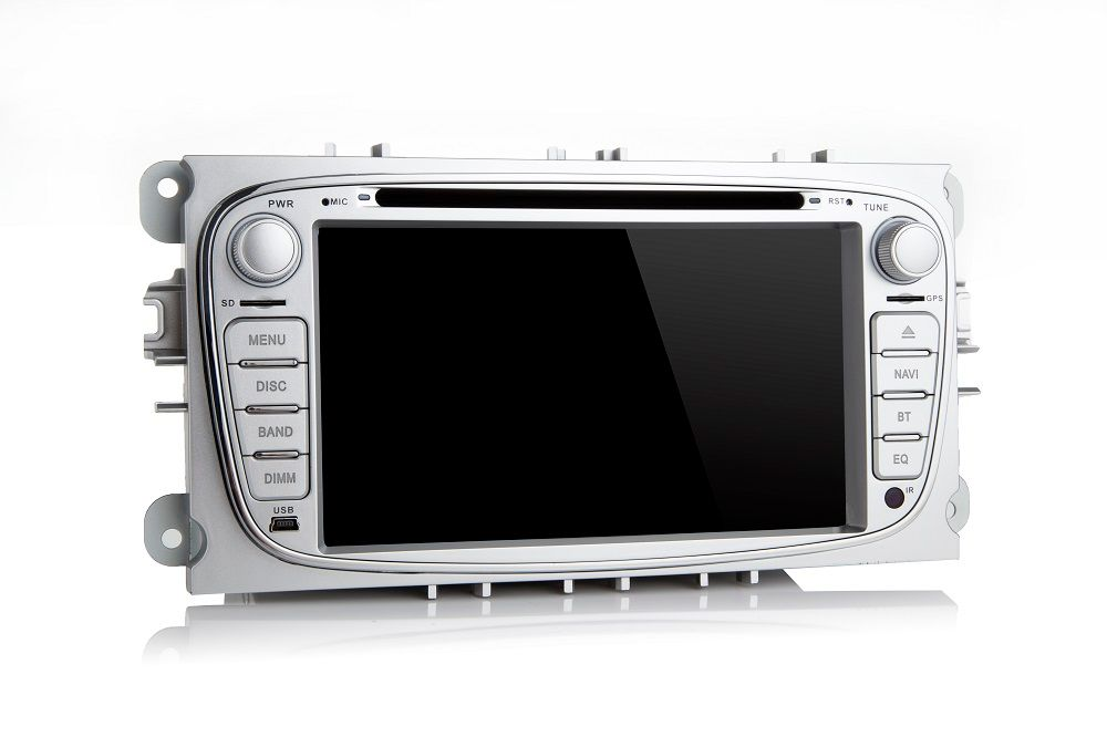 Android 7.1.1 Autoradio CAR DVD GPS Player Headunit for FORD/Mondeo/S-MAX/C-MAX/Galaxy/FOCUS car radio stereo tape recorder