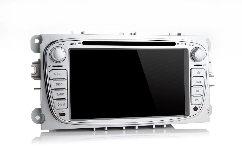 Android 7.1.1 autoradio auto-dvd gps steuergerät für ford/mondeo/s-max/c-max/galaxy/focus autoradio stereo tape recorder