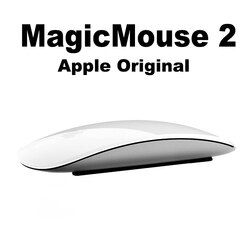 Apple D'origine Magic Mouse 2 Multi-Tactile support de Windows macOS Bluetooth Sans Fil soutien iMac Macbook Mac Mini et PC