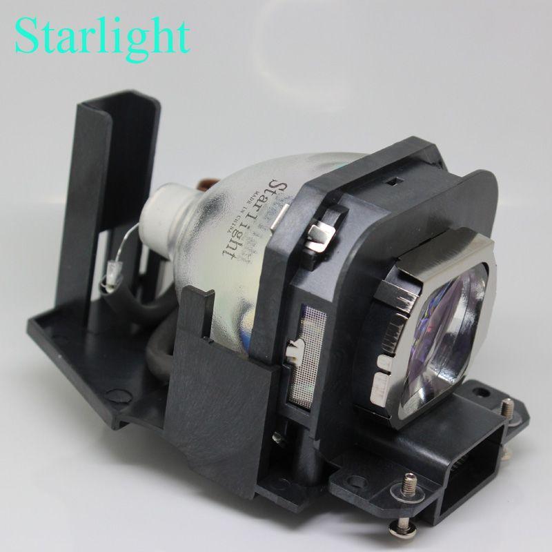 Projector Lamp bulb ET-LAX100 for PANASONIC PT-AX100 PT-AX100E PT-AX100U TH-AX100 PT-AX200 PT-AX200E PT-AX200U with housing