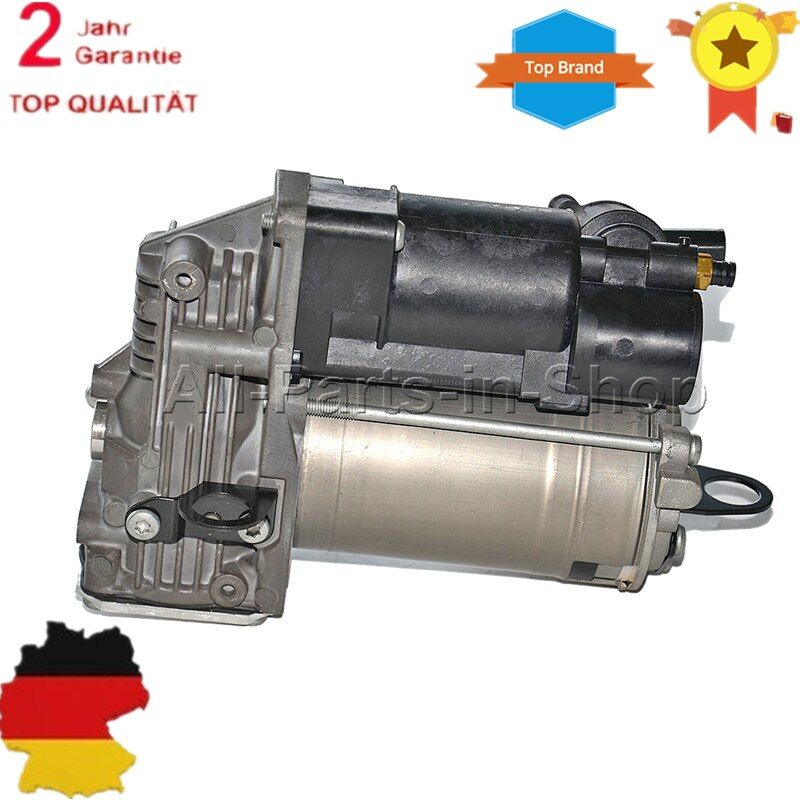 1643200304 1643200504 1643200904 Genuine Air Suspension Compressor Pump For Mercedes-Benz ML W164 GL X164 GL320 GL350 ML450
