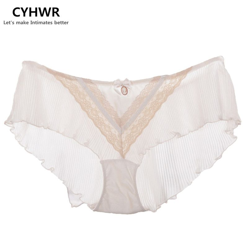 CYHWR  Women's lace floral Panties sexy lacy underwears women sexy lingerie panties L-5XL