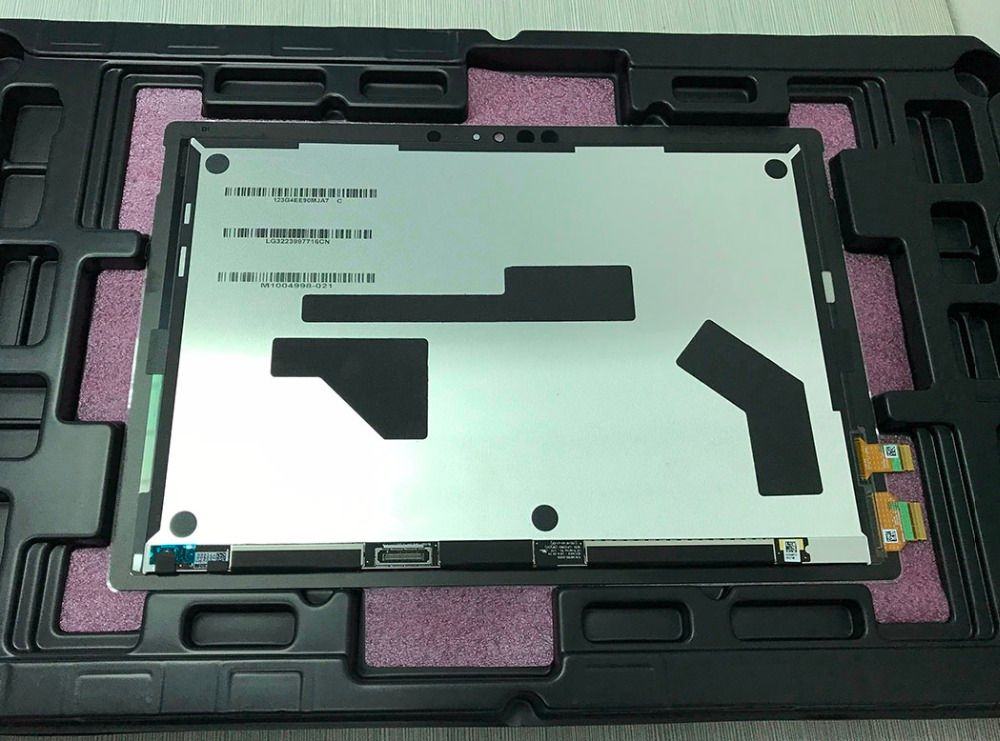 For Microsoft new surface pro Model 1796 LP123WQ1(SP)(A2) lcd display touch screen glass sensor digitizer tablet assembly