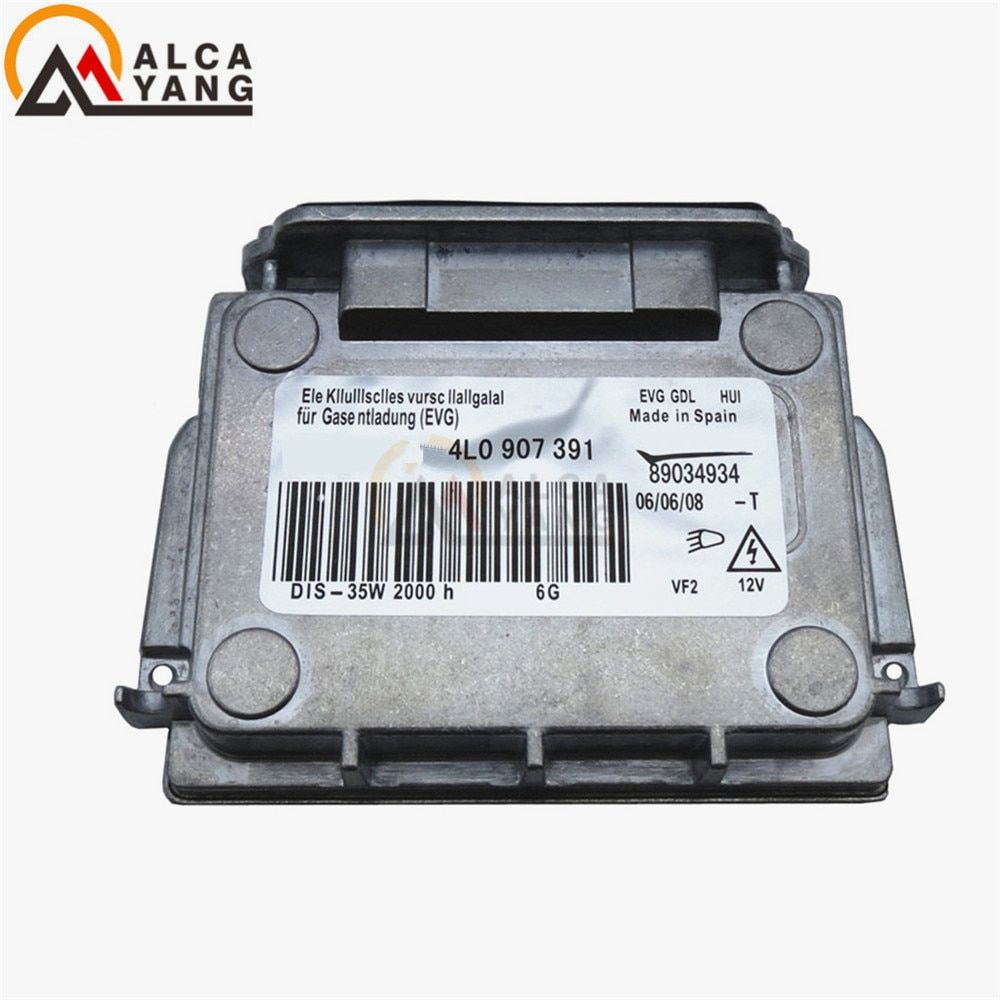 2007-2010 Xenon HID Headlight Ballast Unit Controller For BMW Audi VW GMC Volvo Valeo 89034934 4L0907391