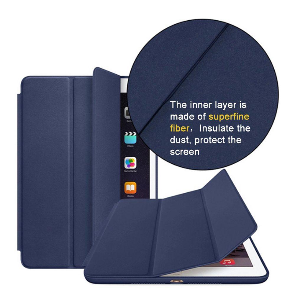 Original cover case for Apple ipad mini 1 for ipad mini 2 for ipad mini 3  for ipad mini 4 /5 tablet smart cover case+free gift