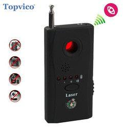 Topvico Berbagai Anti-Spy Bug Detector CC308 Mini Nirkabel Kamera Tersembunyi Sinyal Perangkat GSM Finder Kebijakan Melindungi Keamanan