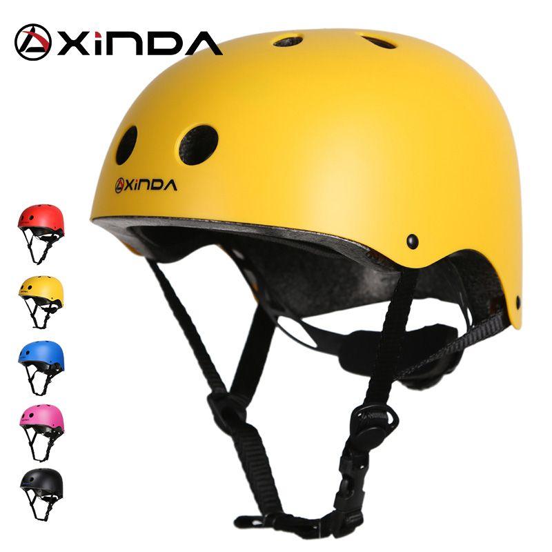 Xinda Profession Mountaineer Escalade Casque Escalade protection de la tête casque En Plein Air Camping et Randonnée D'équitation Dérive Casque