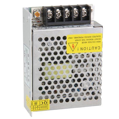 IMC chaud 60W commutateur de commutation pilote d'alimentation pour LED bande lumineuse DC 12V 5A
