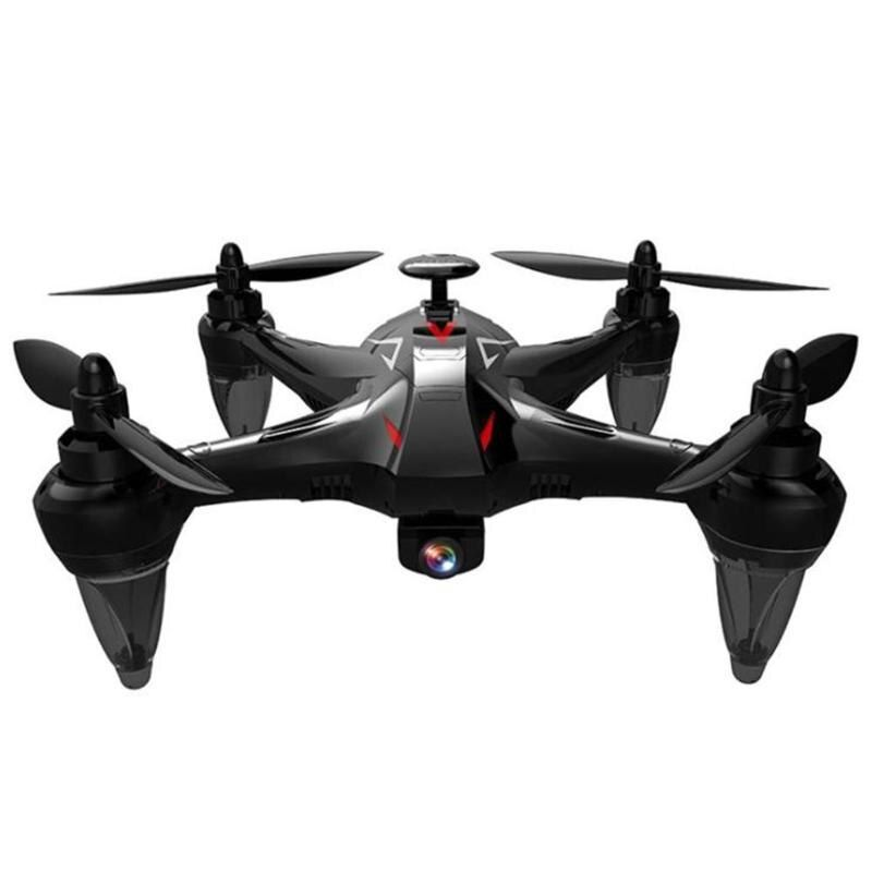 GW198 Brushless Motor 5G WiFi GPS Quadcopter RC Remote Control Racer Drone Remote Multicopter Red