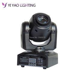 LED de Iluminação de Palco DMX512 Gobo DJ Party Eyourlife luz Moving Head Spot Light