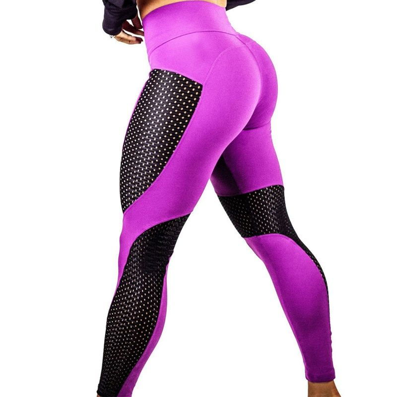 Women Sexy Hip Fitness Yoga Sport Pants Womens Running Leggings Pants Women Tights Gym Fitness Trousers Slim Compression Pants