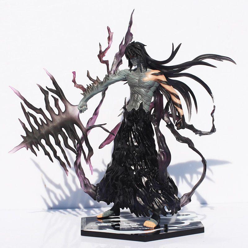 Figure de jouet en PVC chaud dessin animé japonais eau de javel frais Kurosaki Ichigo PVC modèle de figurine d'action pour les cadeaux d'anniversaire