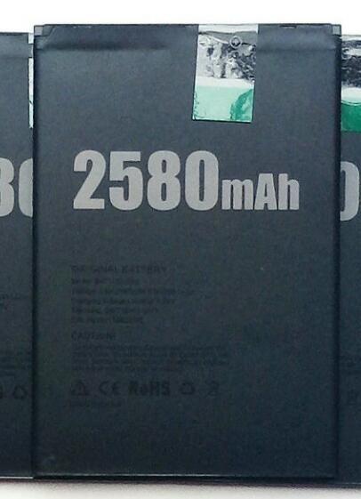 jinsuli Original New Doogee X20 Battery 2580mAh Polymer Li-ion 3.8V Batteries For Doogee X20 Phone Battery BAT17582580