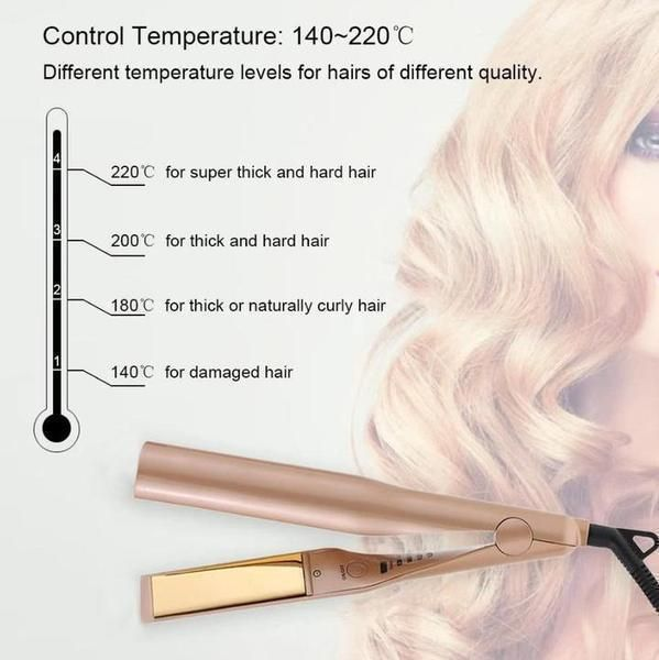 2 IN 1 Mestar Iron Pro Automatic Rotating Roller Hair Curler Heating Automatic Ceramic Curling Iron Magic Hair Styling Tool