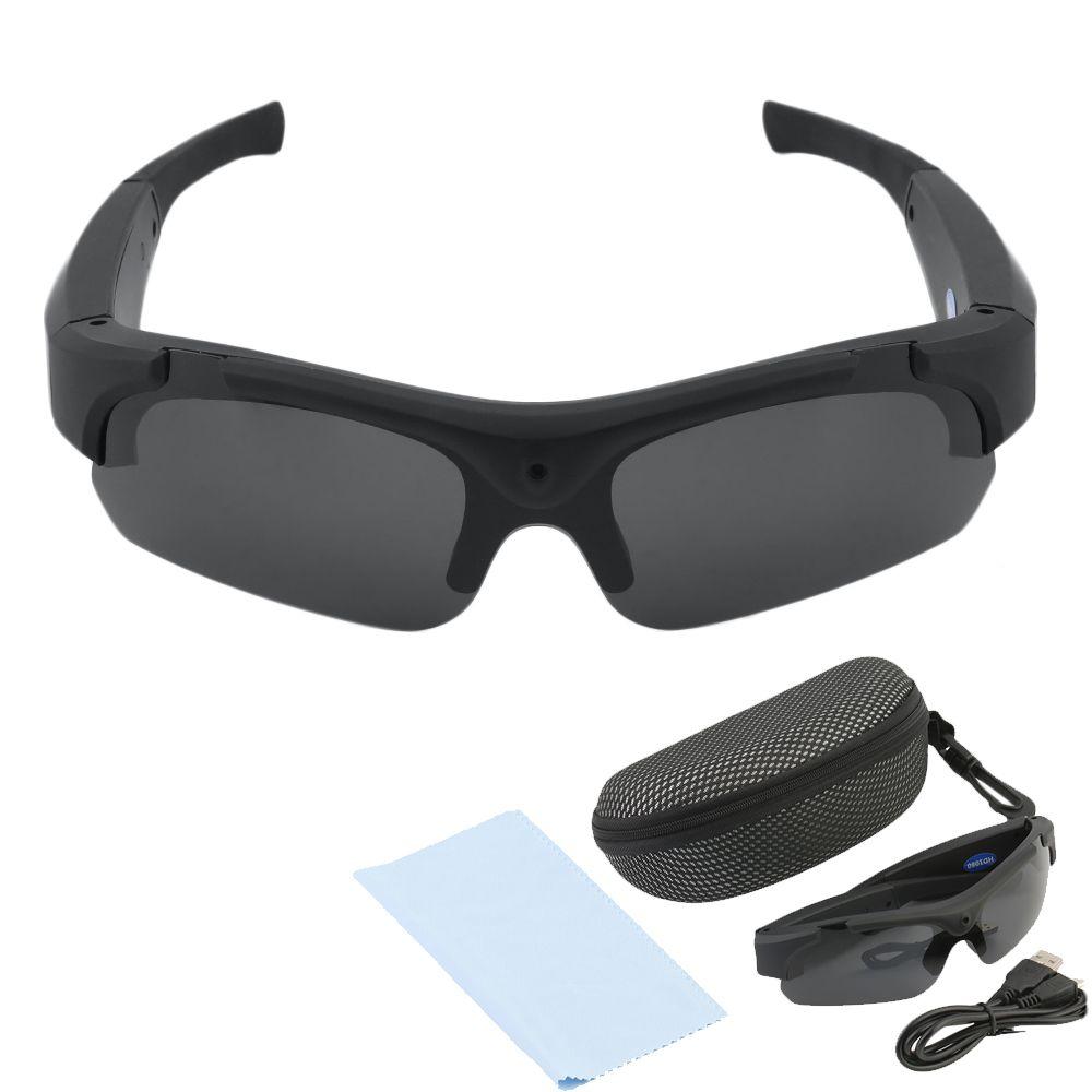 1 set lunettes de Soleil Polarisées pour Sport En Plein Air avec sac de rangement