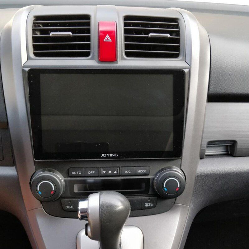 JOYING Android 8.1 9 ''IPS HD Bildschirm Auto DVD Radio GPS Multimedia-Player für Honda CRV CR-V 2007 zu 2011 mit Octa Core 4 GB + 64 GB