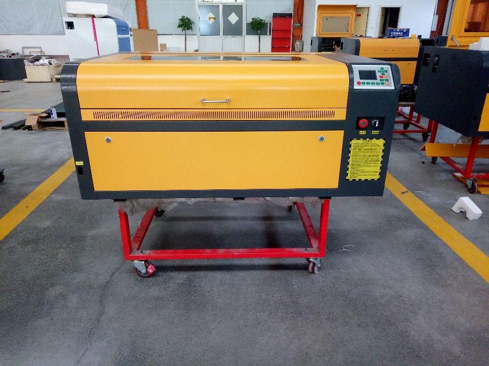 big power 80w ruida laser controller machine,6090 industrial laser cutter machine 220v/110v laser engraving machine