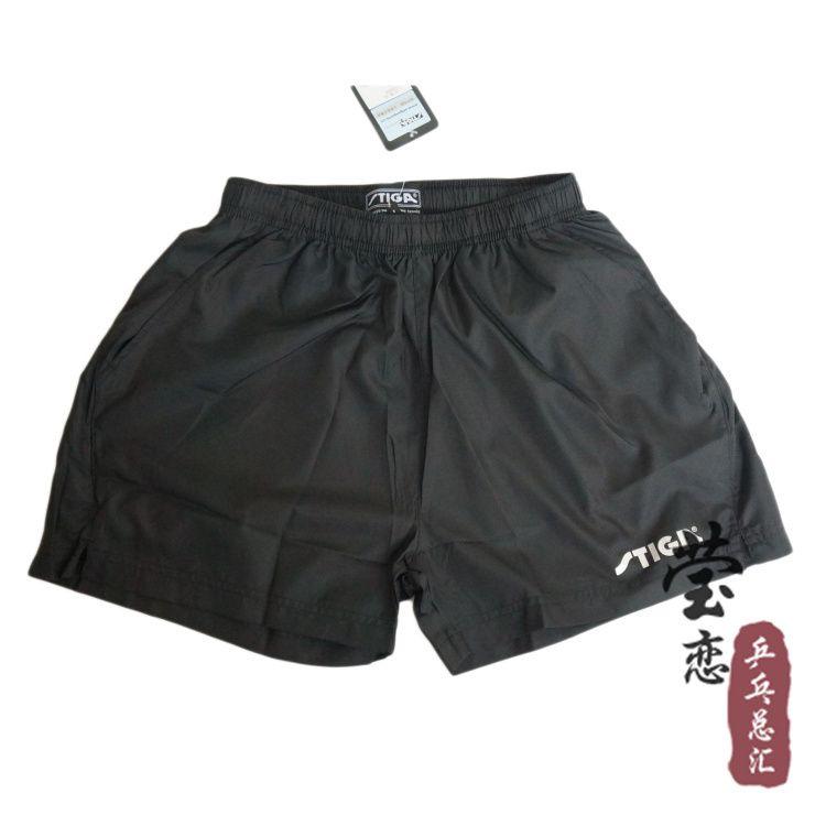 Original tischtennis shorts für stiga tischtennis schläger professionelle trunks G100101 STIGA SHORTS schläger sport für pingong