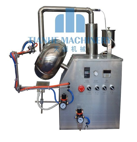 tabler Coating Machine  pill coater machine Tablet coating pill coating BYC300