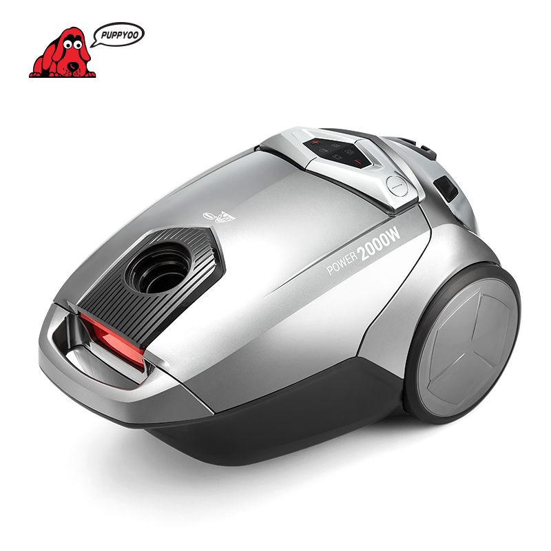 PUPPOO vacuum <font><b>cleaner</b></font> great suction canister home vacuum <font><b>cleaner</b></font> P8, ship from Russia directly, no shipping charge