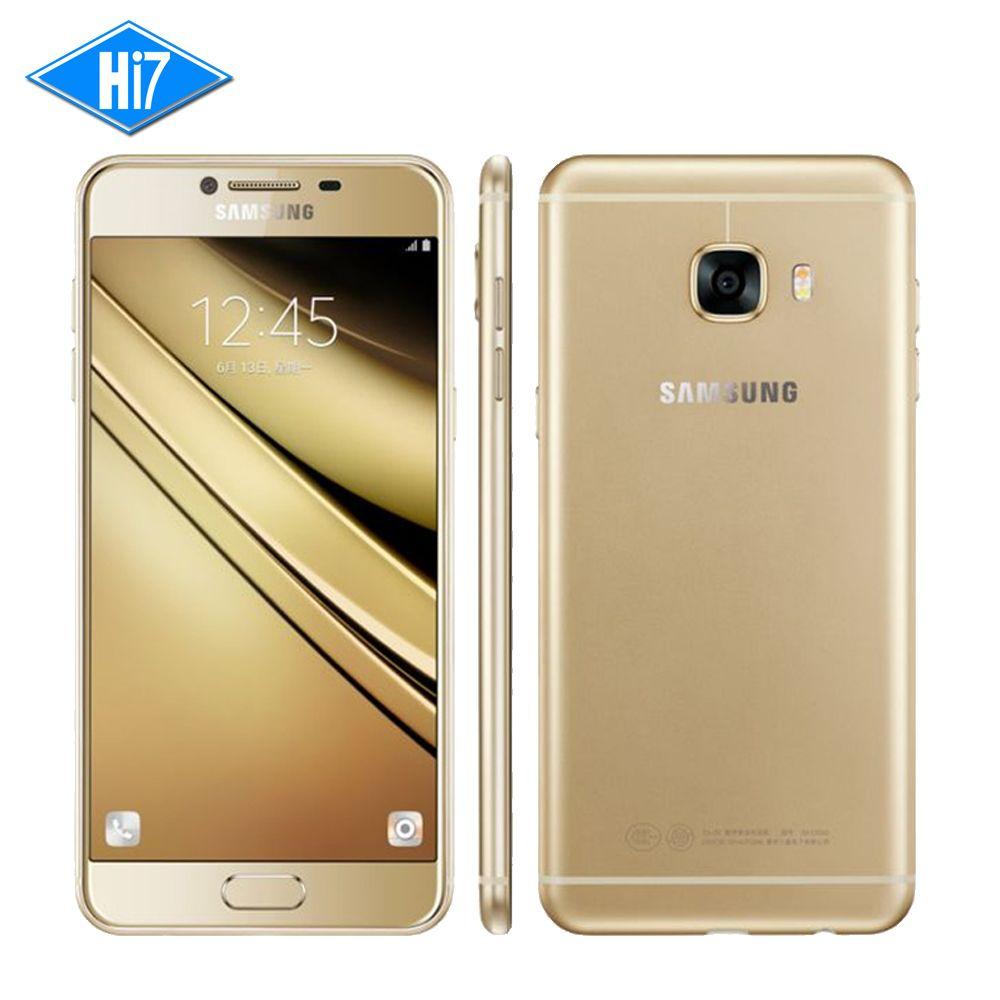 New Original Samsung Galaxy C5 C5000 Handy Snapdragon Octa-core 5,2 zoll 4 GB RAM 32 GB/64 GB ROM 2600 mAh 16MP 4G LTE Android
