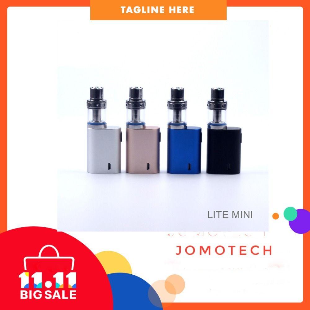 Russe Entrepôt Origine JomoTech Meilleure E-cig Kit Lite Mini Vaporisateur Mod Lite 35 w E-cigarettes 0.5ohm cigarette électronique Jomo-111