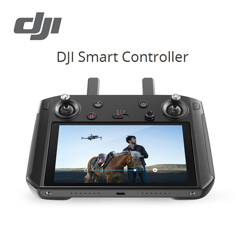 DJI Smart Controller 5.5-inch 1080p OcuSync 2.0 Customized Android system Supports Third-party Apps compatible with DJI Mavic 2