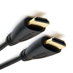 3FT, 0.3 m, 1 m, 1.5 m, 2 m, 3 m, 5 m Haute vitesse Plaqué Or Plug Mâle-Mâle Câble HDMI 1.4 Version HD 1080 p 3D pour HDTV XBOX PS3 ordinateur