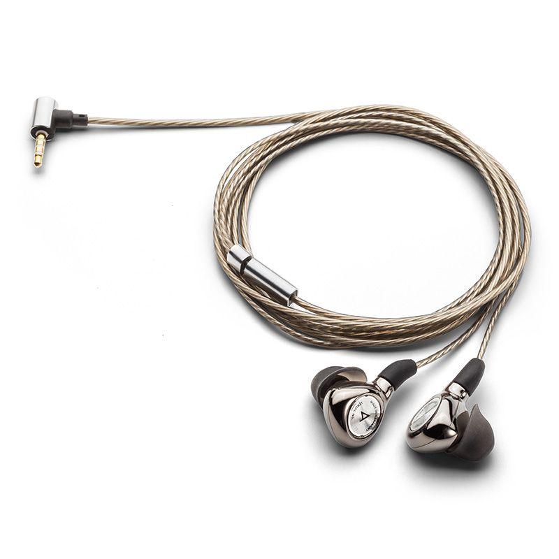 Ursprüngliche IRIVER Astell & Kern AK T8IE MKII Hifi Kopfhörer In-Ear Dynamische Kopfhörer Ohrhörer MMCX Kabel Unterstützt Sport musik