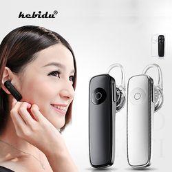 kebidu hot 1pcs 4.0 earphone wireless bluetooth Mini stereo headset headphone earphone with microphone For xiaomi For all phone