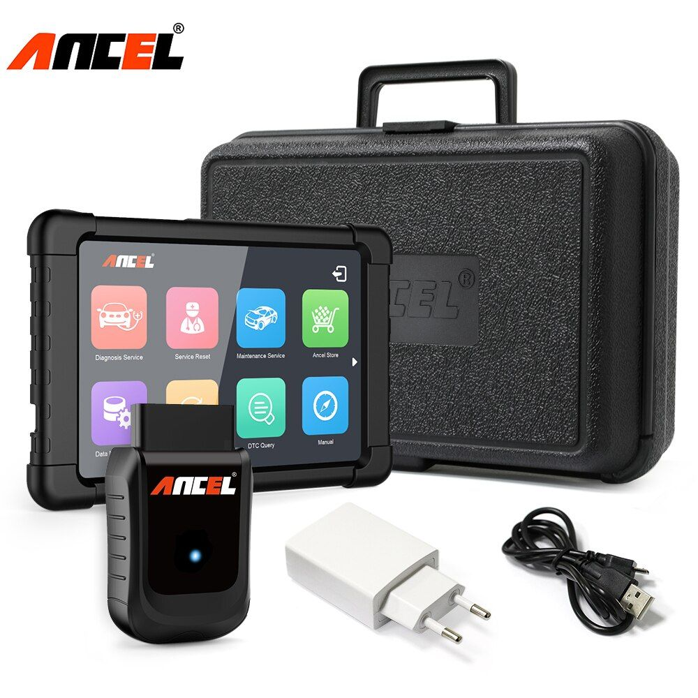 OBD2 Car Diagnostics Ancel X5 Plus WiFi Diagnostic Tool Full System ODB ABS Oil Reset Airbag DPF TPMS ENG EPB AT OBD 2 Scanner