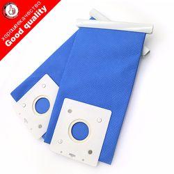 2 шт. высокое качество заменяемой нетканые Ткань сумка DJ69-00420B для Samsung Пылесос пыли сумка долгосрочный фильтр Сумка