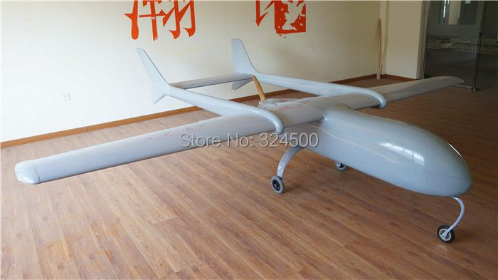 Super Riesige MUGIN 4450mm UAV (H) t-schwanz Flugzeug Plattform Aircraft FPV Radio Fernbedienung H T Schwanz RC Modell Flugzeug DIY Spielzeug Drone