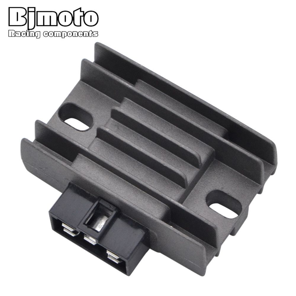 BJMOTO Motorcycle Metal Voltage Regulator Rectifier For Yamaha YBR125 XTZ125E YBR 125 ESD EGS ED E XT125X XT125R